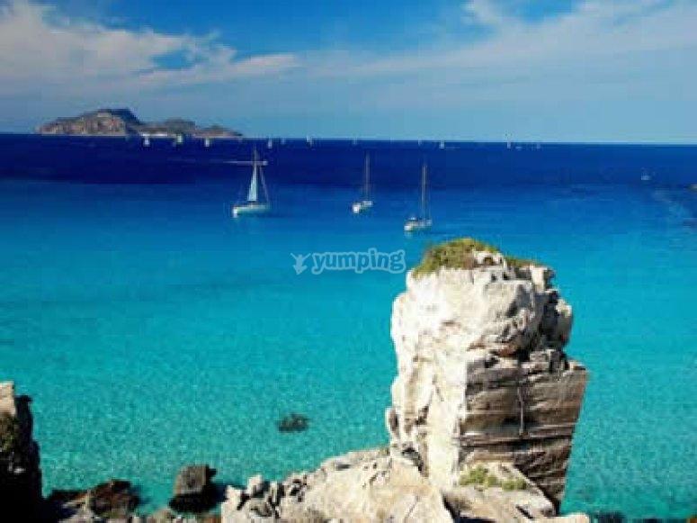 Bellissime coste siciliane