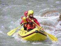 Speciali canoe pneumatiche