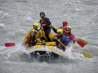 Acquaterra Sudtirol Rafting