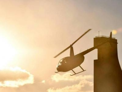 Tour in elicottero a Ginosa di 15 minuti