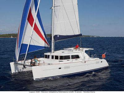 Settimana catamarano Sicilia media stagione