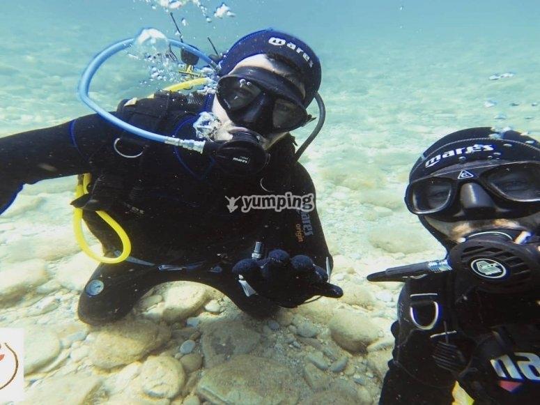 underwater sefli