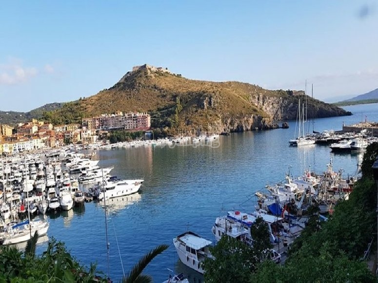 Porto Ercole in the afternoon