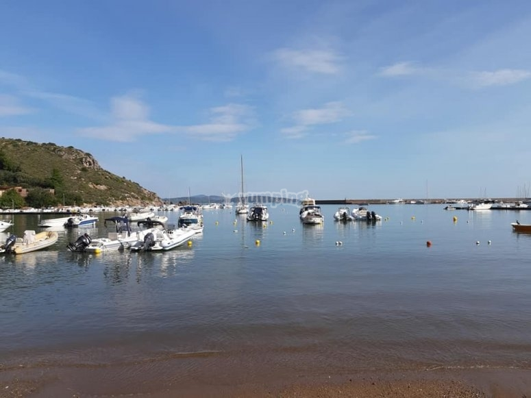 The tranquility of Porto Ercole