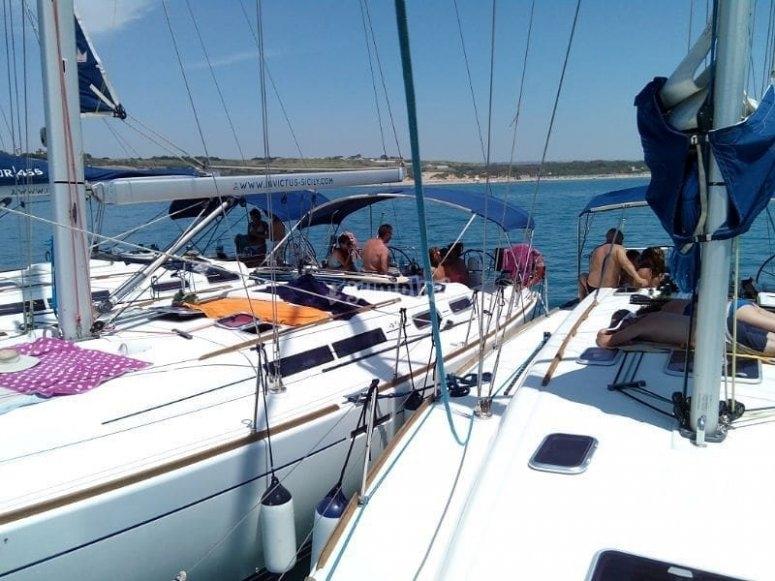 Alcune delle nostre barche