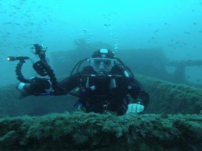 Double dive Castellammare del Golfo of 5 hours
