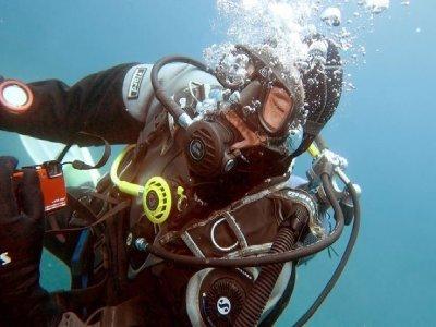 OpenWater course in Castellammare del Golfo 4 days