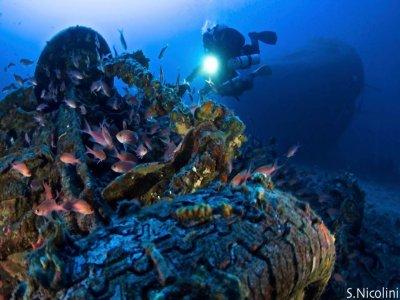 Corso Open Water Diver L'Argentario GR 4 giorni