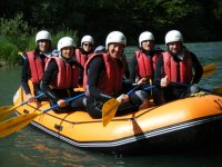 Rafting in Valtellina
