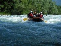 Rafting ad ogni livello