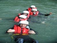 Tutti in acqua!