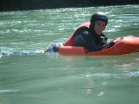Hydrospeed con Valtellina Rafting