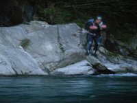 Canyoning con Valtellina Rafting