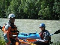 Sulla sponda del fiume