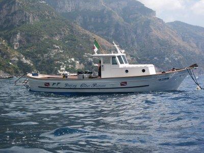 Tour e snorkel Costa Amalfitana 2ore con aperitivo