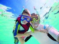 1 hour babysub dive in Praiano