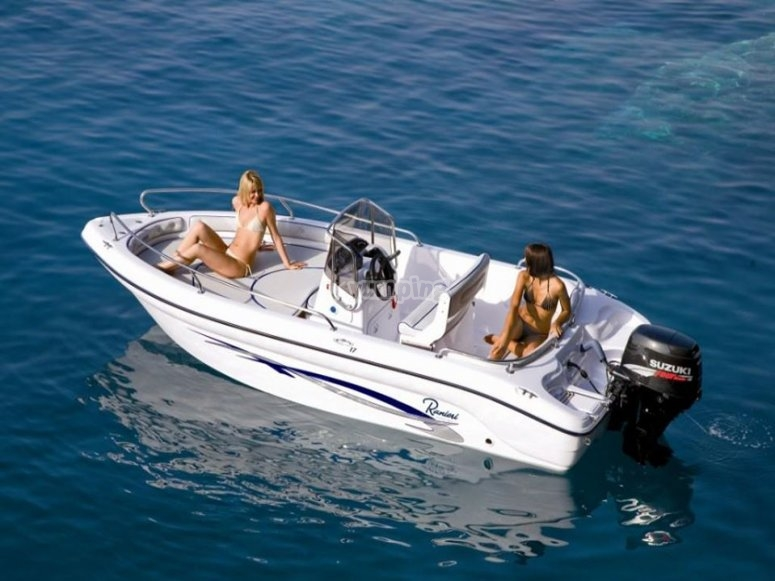 one of our boats