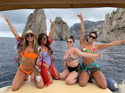 Full day tour of Capri and the Amalfi Coast