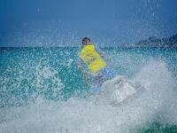 adrenalina fra le onde