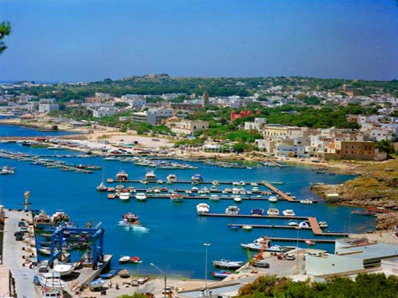 Port of Santa Maria di Leuca