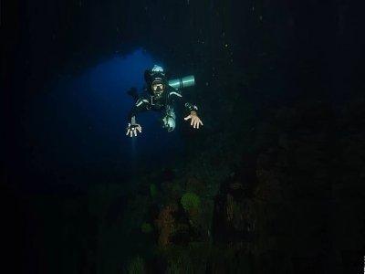 Immersione notturna alle Isole Tremiti