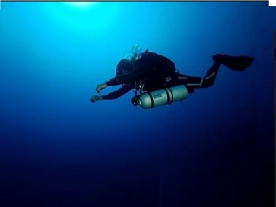 Morning dive to the Tremiti Islands