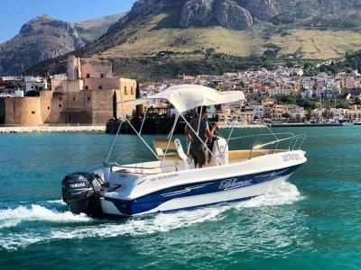 8 hours excursion to Castellammare del Golfo