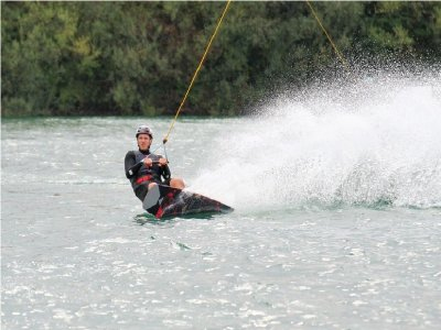 Cable wakeboard a Roma per 1 ora con drink