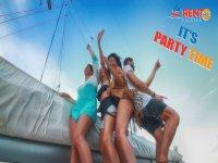 Party ed escursioni