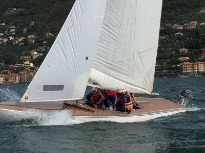 Corso di vela sul Lago di Garda di circa 2 ore