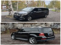 Our mercedes V Class and GL