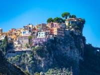 The village of Castelmola