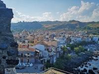 The city of Aci Castello