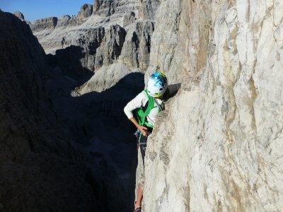 Pacchetto arrampicata Dolomiti del Brenta 3 giorni