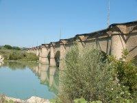 Ponte sul fiume Sangro