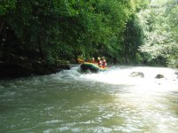 rafting avventura