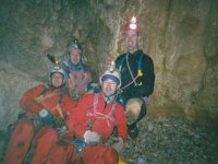 Excursions in the caves