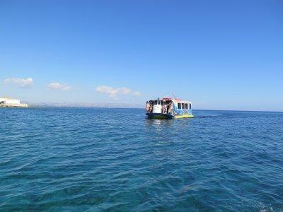 Escursione in barca Colonne Romane 3 ore