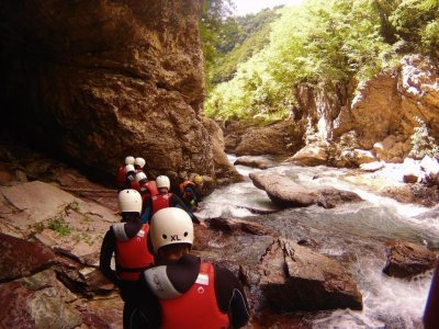 Firenze Rafting Canyoning