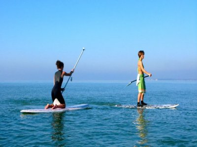 W.O.Z. School Paddle Surf
