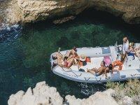 escursioni in gommone in Sicilia