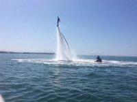 jet ski activity