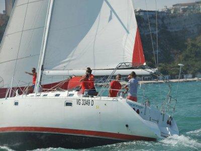 Settimana vela Mediterraneo alta stagione