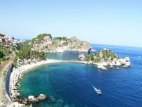 La Sicile et sa mer d'en haut