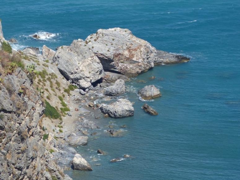 The coast of Tindari