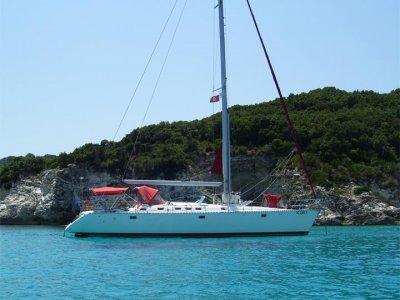 Weekend a vela nel Mediterraneo da Ancona e Corfù