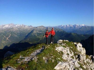 Trekking sulle Dolomiti di mezza giornata