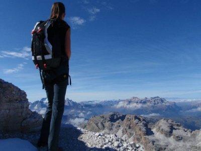 Trekking sulle Dolomiti per una giornata