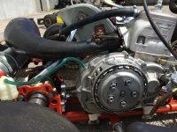 Motore da vicino