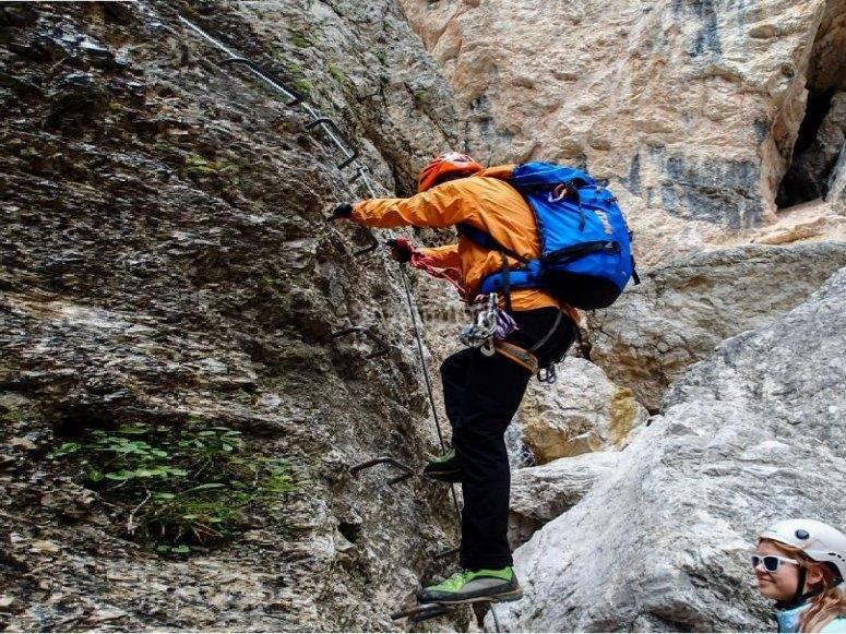 scalando le dolomiti